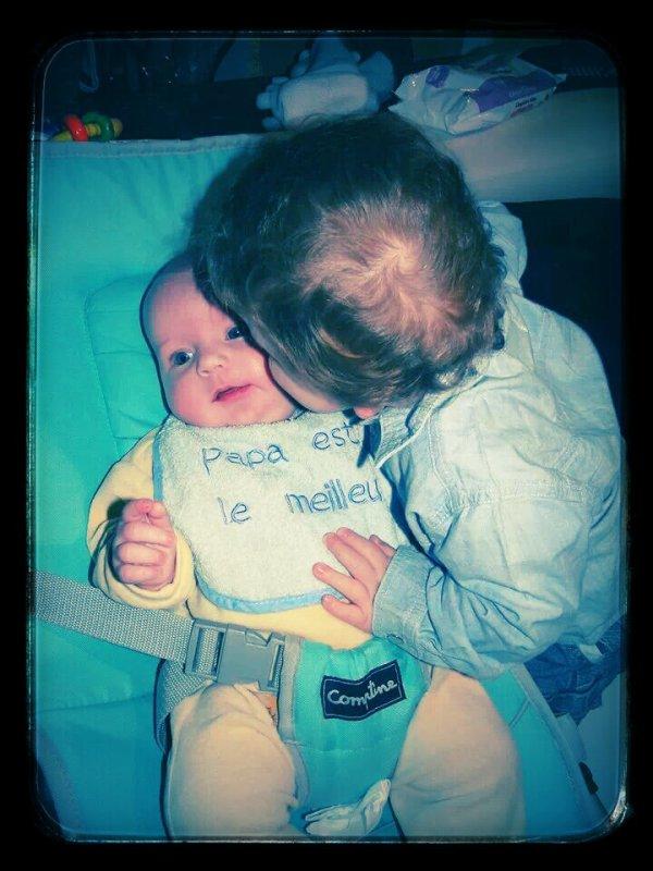 Lucas et Nolann