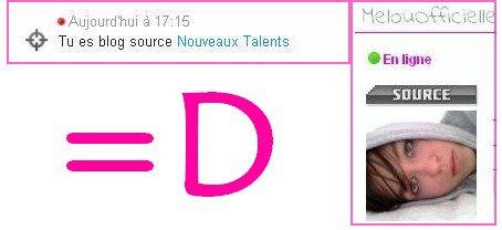 Blog Source Nouveaux Talents