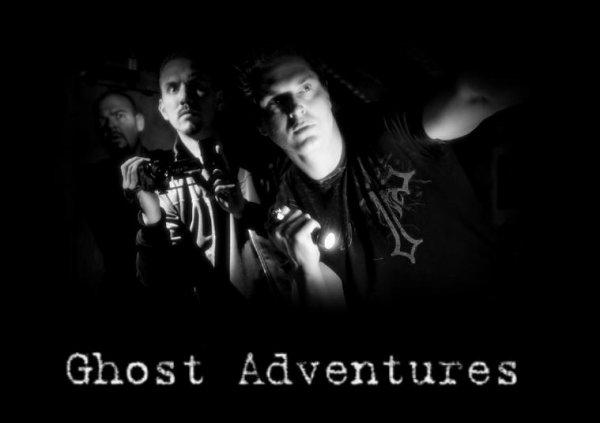 L'équipe Ghost Adventure