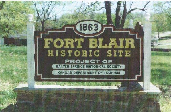 Histoire de Blair