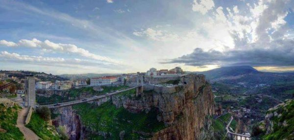 my city of Constantine .Algeria