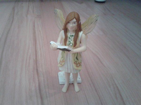 L'elfe aux livres