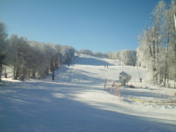 Sport d'hiver 2011