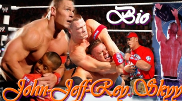 John Cena Bioo
