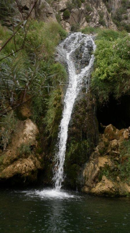 cascade de thermes