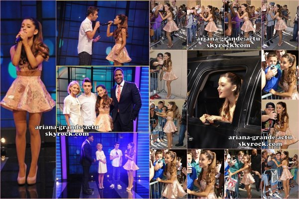 Actu : 5 Septembre (2), Instagram, Event, Vidéo