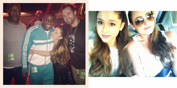Actu : 12, 13 & 14 Septembre, Instagram, Sam & Cat