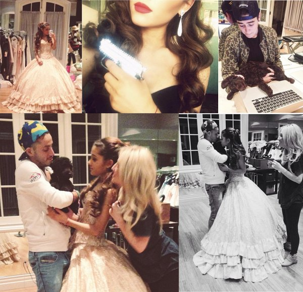 Actu : 24, 26, 27 & 28 Septembre, Sam & Cat, Nariana, Instagram, Vidéos, Lullaby, Photoshoot