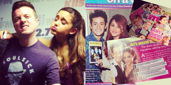 Actu : 2, 3 & 4 Octobre, Instagram, Sam & Cat, Interview, #FridayLullaby