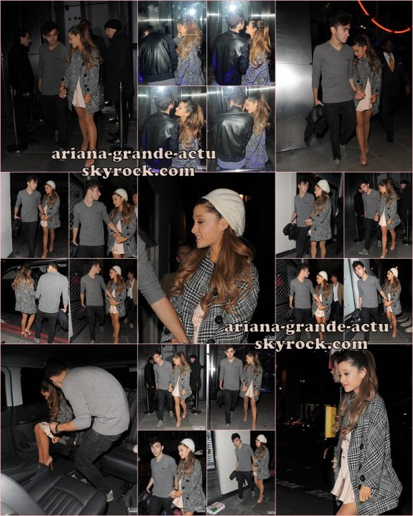 Actu : 9 Octobre (2), Instagram, Interviews, Candid