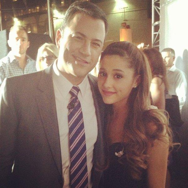 Actu : 15 Octobre (2), Event : Jimmy Kimmel Show, Facebook