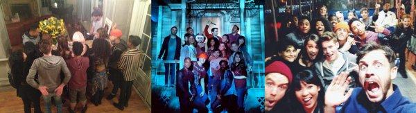 Actu : 19 (2), 20 & 21 Octobre, Show, Vidéo, Instagram, Candid