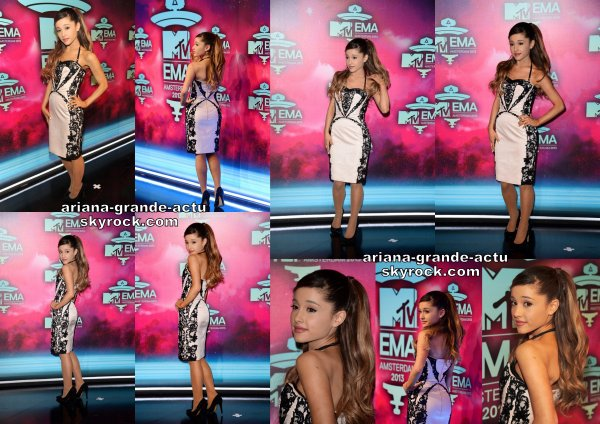 Actu : 10 Novembre (2), Event : MTV EMA, Vidéos
