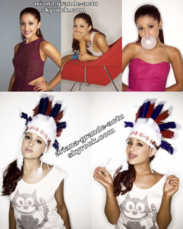Actu : 22 & 23 Novembre, Instagram, Twitter, Sam & Cat, Photoshoot