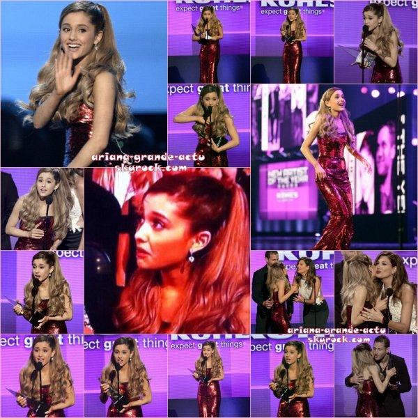 Actu : 24 Novembre (2), Event : American Music Awards - Part 2
