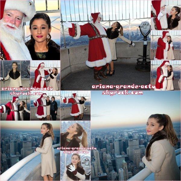 Actu : 25 Novembre (2), Empire State Building, Vidéos