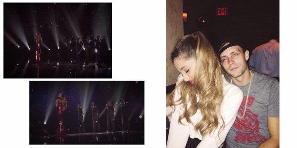 Actu : 26 (3) & 27 Novembre, Christmas Tree Lightening, Instagram, Vine