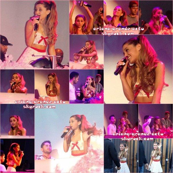Actu : 7 Décembre, Holiday Party - Los Angeles, Instagram, Photoshoot, Vidéos, Livestream