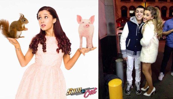 Actu : 11 & 12 Décembre, Sam & Cat, Instagram, Candids, Event
