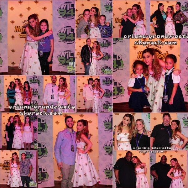 Actu 18 (2) & 19 Décembre, Jingle Ball Tour - Floride Part 2, Instagram, Event