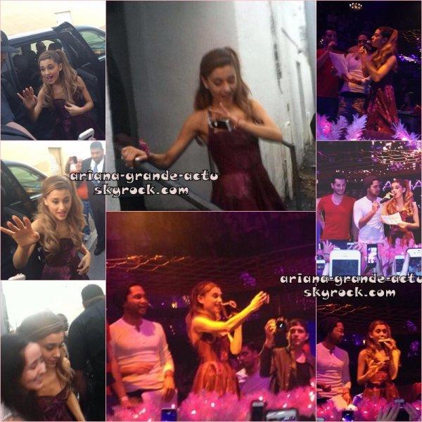 Actu : 21 Décembre, Instagram, Holiday Party - Miami, Vidéos