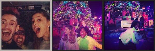Actu : 29 & 30 Décembre, Instagram, Sam & Cat