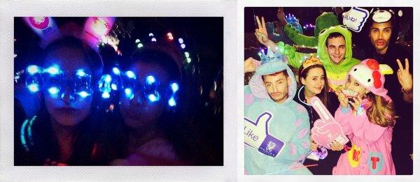 Actu : 31 Décembre (2), Instagram, Event