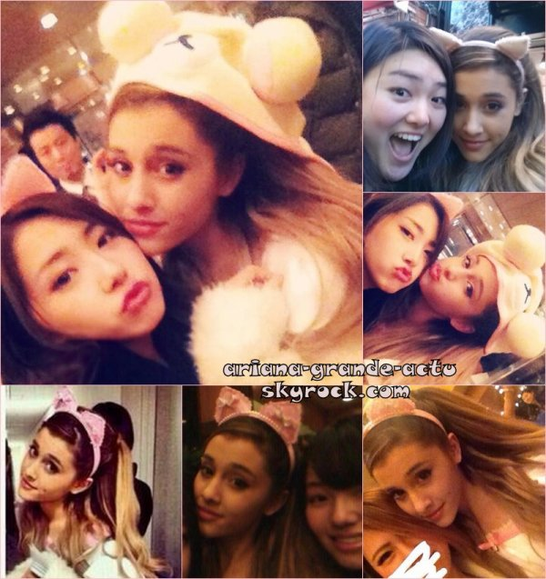 Actu : 1er & 2 Janvier, Instagram, Divers, Sam & Cat