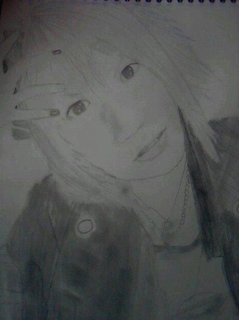 Mon dessin de Miku