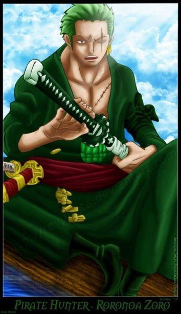 Zoro le chasseur de pirate