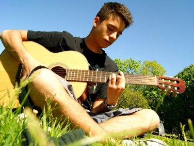 La guitare une passion!