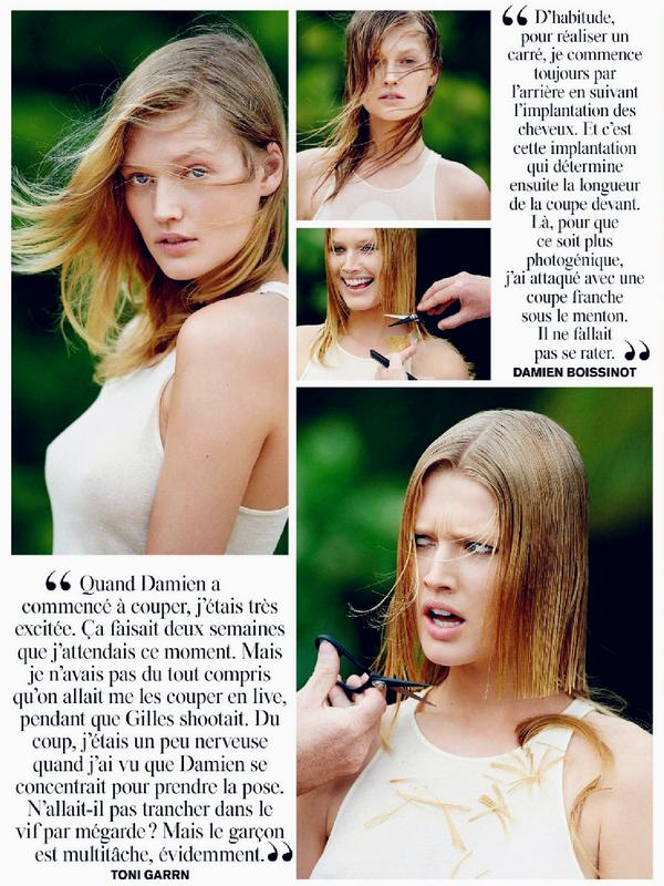 Vogue Paris | Mars 2014