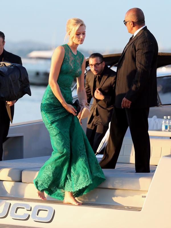 Leonardo DiCaprio Foundation gala | Saint-Tropez