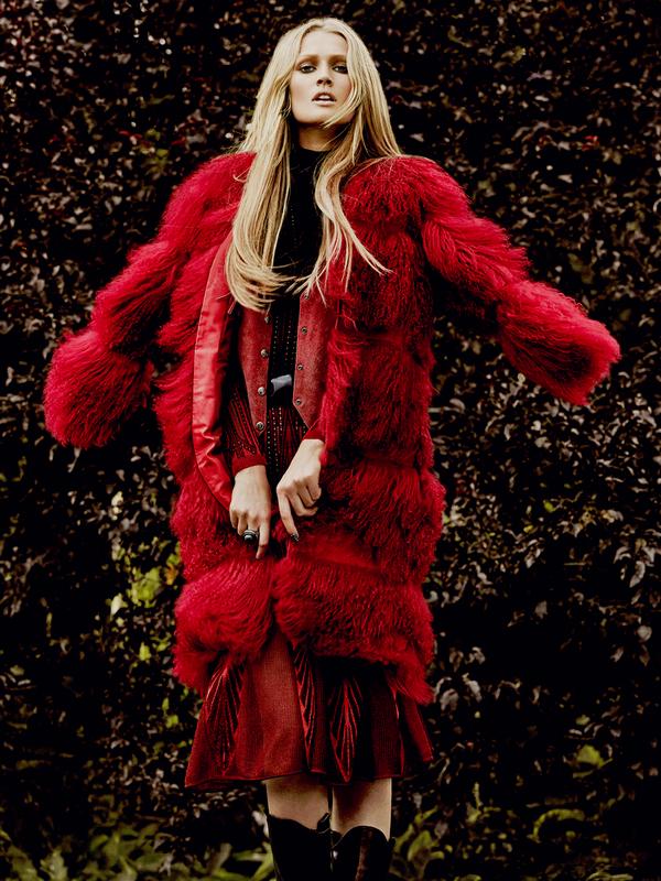 Vogue Mexico   September 2014