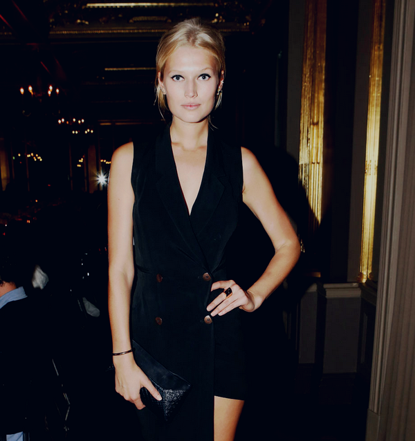 Moda Operandi Launch Dinner | Café Royal, London