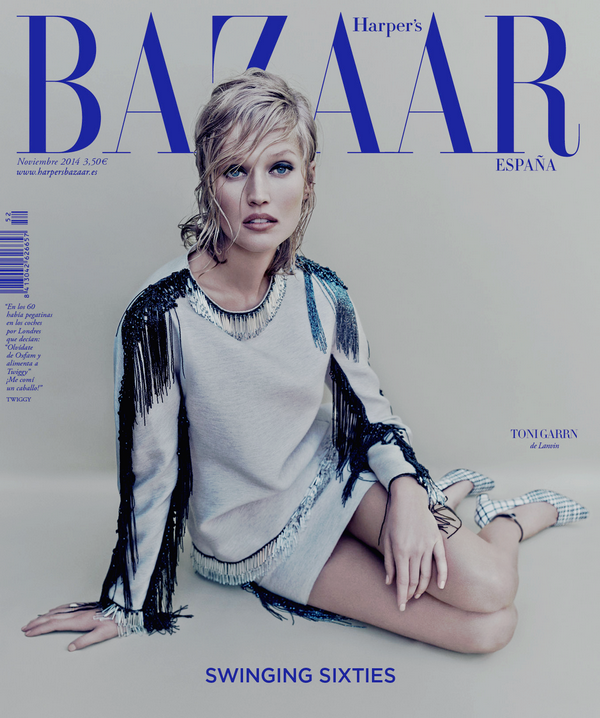 Harper's Bazaar Spain | November 2014