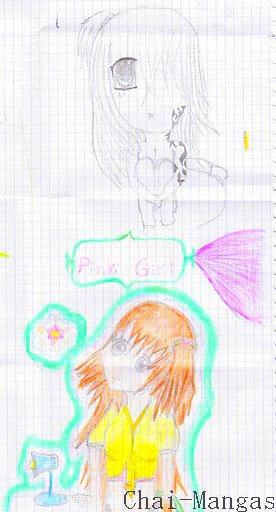 Cela est mon premier dessin.