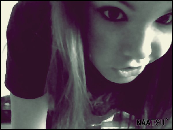 kiss me to stifle myself ..