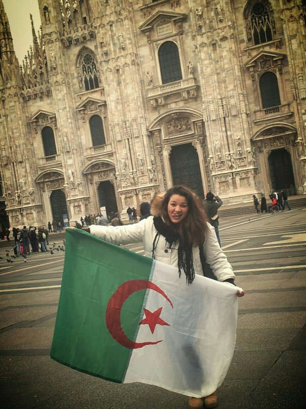 Algeria nel cuore.♥