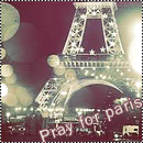 Pack pray for paris