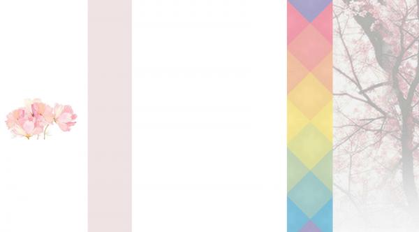 Habillage pastel