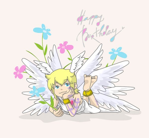 Happy Birthday Lucemon7 ! *w*