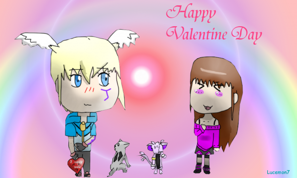 Bonne Saint-Valentin !! ♥ <3