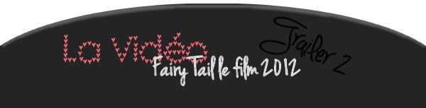 Film Fairy Tail : La prêtresse du phoenix