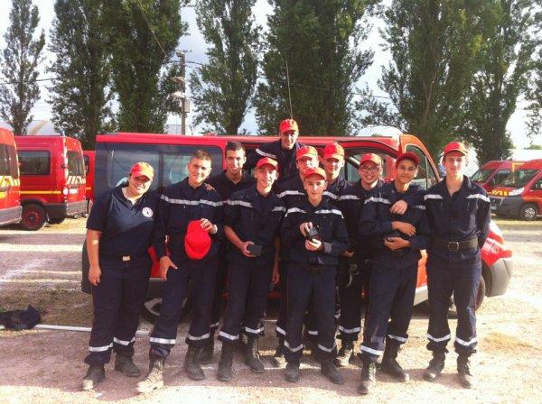 Jeunes-Sapeur-Pompier <3