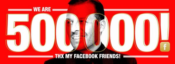 500.000 fans sur la page Officielle de Jean-Roch sur facebook rejoins le si tu n'es pas encore dessus à très vite