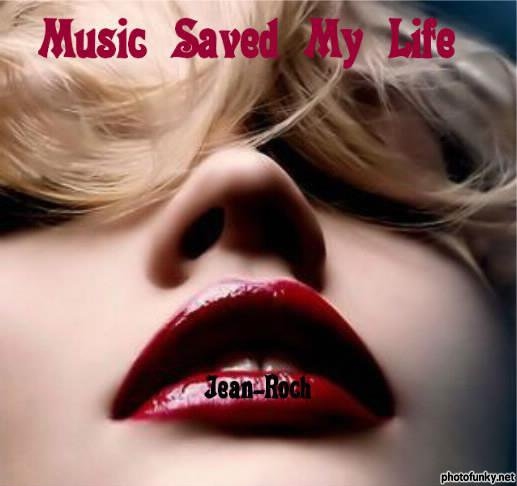 "Jean-Roch Album "" Music Saved My Life "" Disponible en magasin"