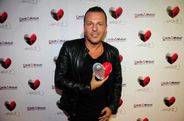 Jean-Roch parrain officiel de NIGHT FOR LIFE 2012 vous donne rdv le 6 octobre aux arènes de Metz pour la nuit contre le cancer