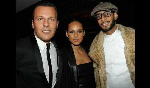 Jean-Roch & Friends (  Ciara , Alicia Keys , Usher )