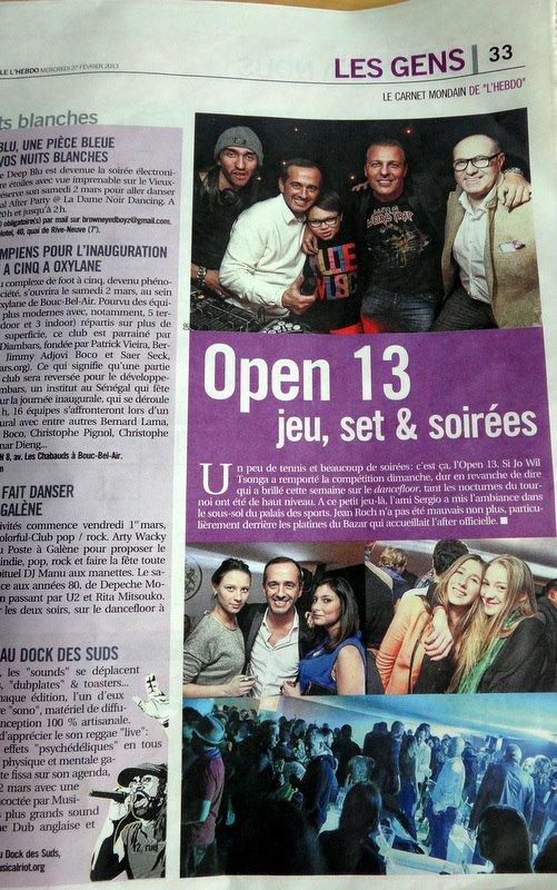 Jean-roch & Mendossa Jean Claude  ( La Presse en Parle )